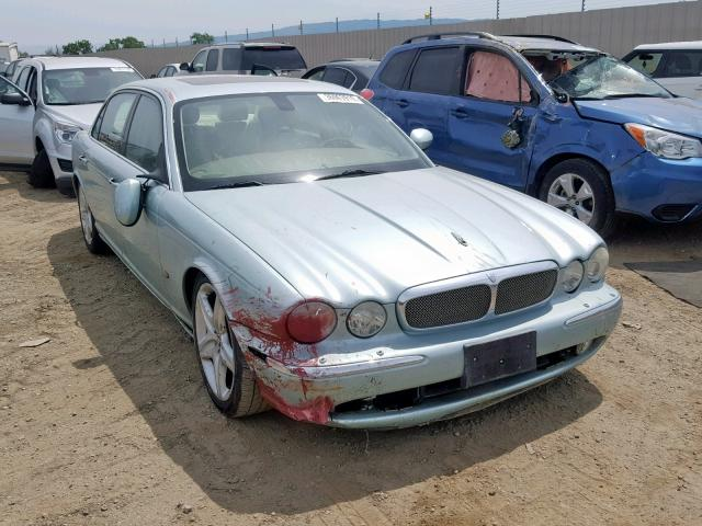 click here to view 2006 JAGUAR XJ8 L at IBIDSAFELY