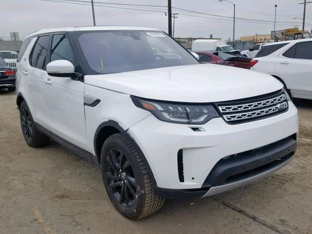 2018 Land Rover Discovery 3.0L