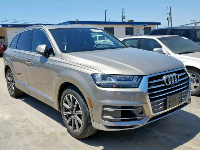 click here to view 2017 AUDI Q7 PRESTIG at IBIDSAFELY