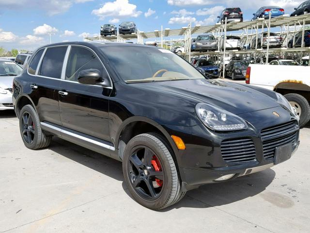 click here to view 2006 PORSCHE CAYENNE TU at IBIDSAFELY