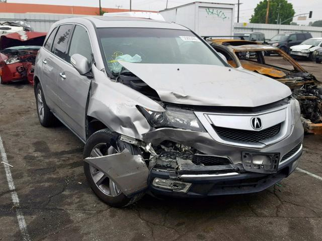 Acura Van Nuys >> 2013 Acura Mdx 3 7l 6 In Ca Van Nuys 2hnyd2h22dh503338 For