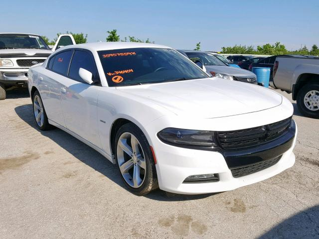 click here to view 2016 DODGE CHARGER R/ at IBIDSAFELY