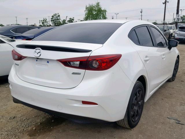 3MZBN1U79HM154459 - 2017 Mazda 3 Sport 2.0L rear view