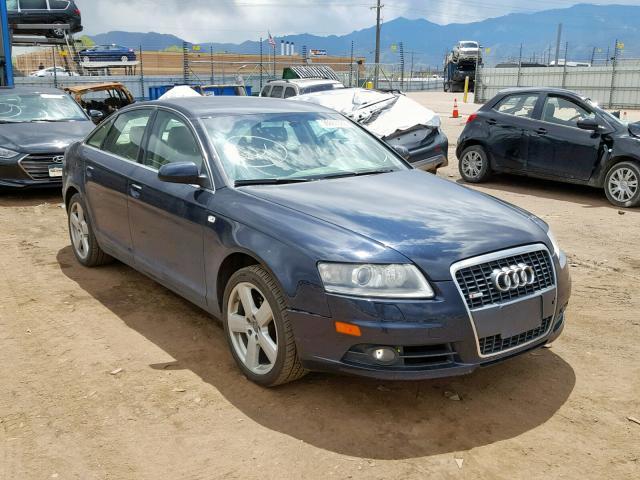 2008 Audi A6 3 2 Qua 3 1l 6 For Sale In Colorado Springs Co Lot 35660589