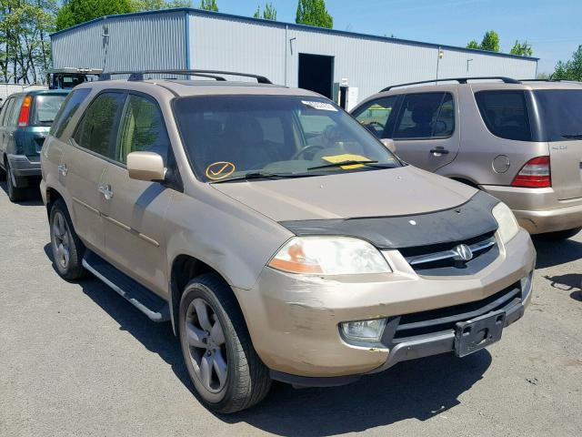 Clean Title 2002 Acura MDX 4dr Spor 3 5L 6 For Sale in Windsor (NJ
