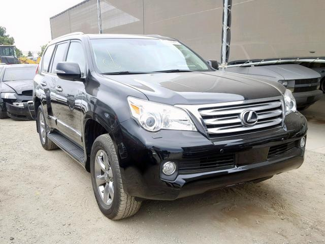 click here to view 2013 LEXUS GX PREMIUM at IBIDSAFELY
