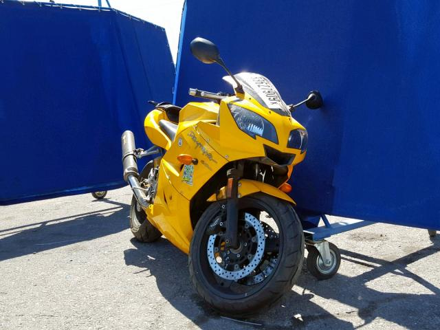 click here to view 2005 TRIUMPH MOTORCYCLE DAYTONA 65 at IBIDSAFELY