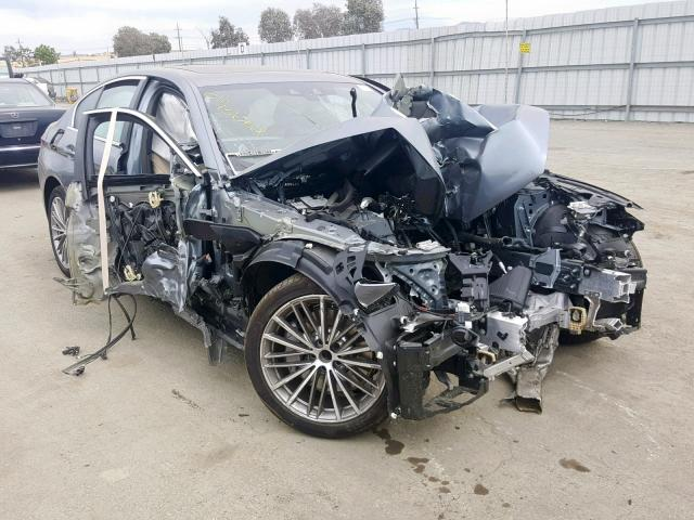 click here to view 2019 BMW 530 I at IBIDSAFELY