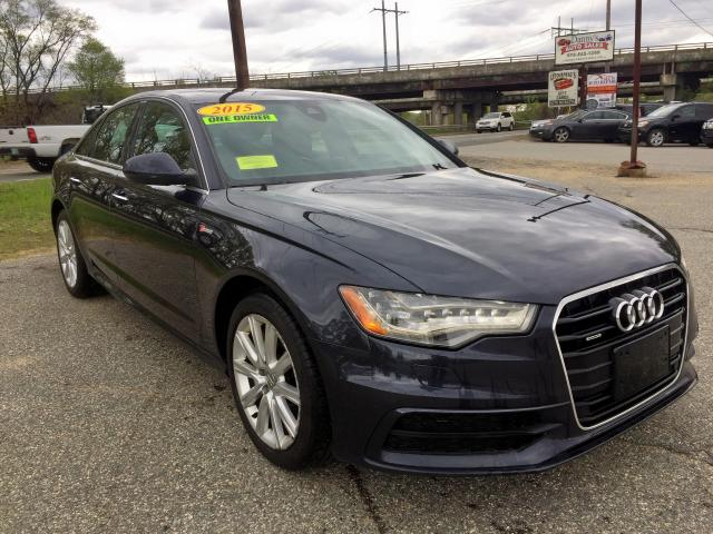 click here to view 2015 AUDI A6 PRESTIG at IBIDSAFELY