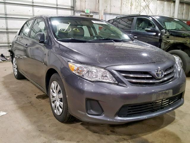 Salvage 2013 Toyota COROLLA BA for sale