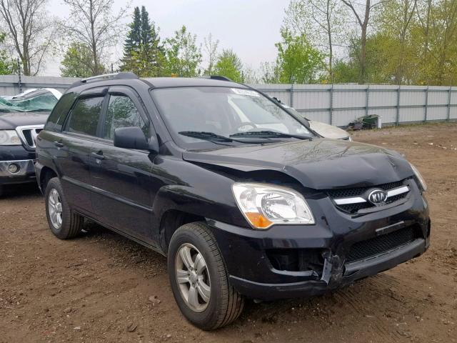 click here to view 2009 KIA SPORTAGE L at IBIDSAFELY