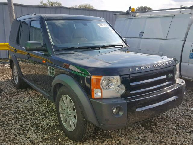 click here to view 2007 LAND ROVER LR3 SE at IBIDSAFELY
