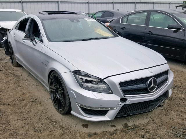 click here to view 2012 MERCEDES-BENZ CLS 63 AMG at IBIDSAFELY