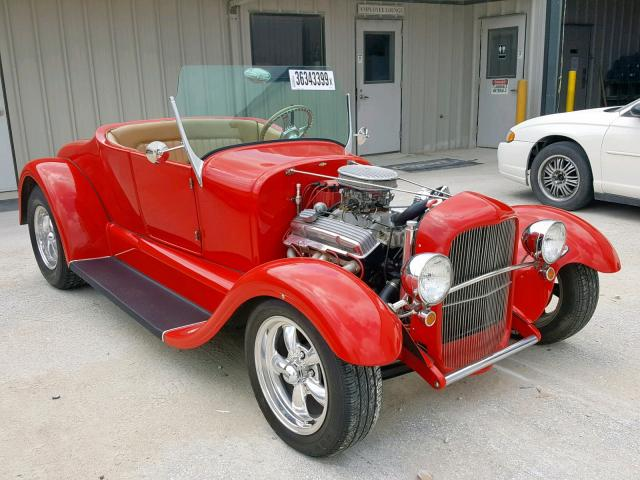 click here to view 1927 FORD ROADSTER at IBIDSAFELY