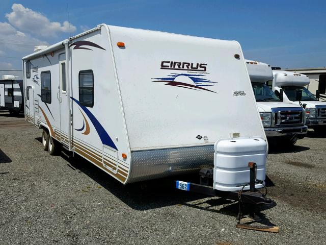 click here to view 2007 CIRR TRAVELTRLR at IBIDSAFELY