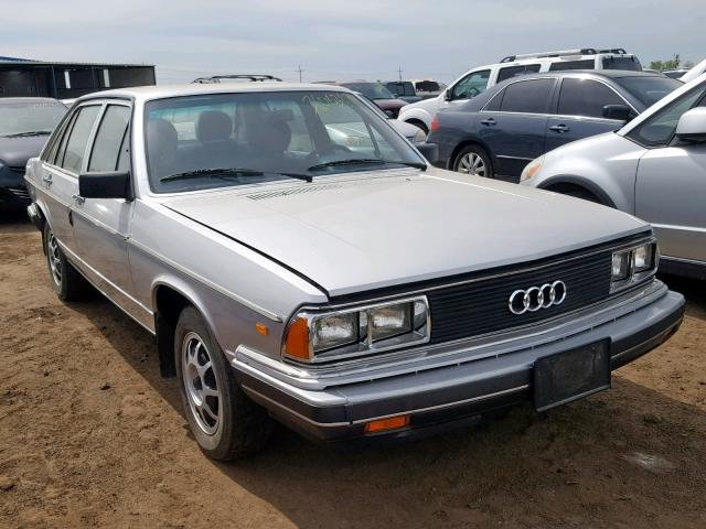 Salvage 1981 Audi 5000 DELUXE for sale