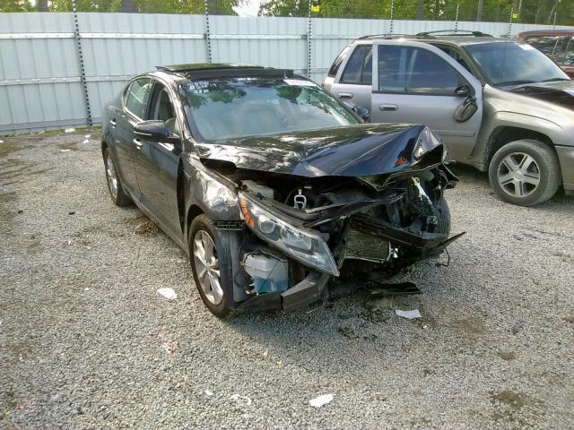 Salvage 2012 KIA OPTIMA EX for sale