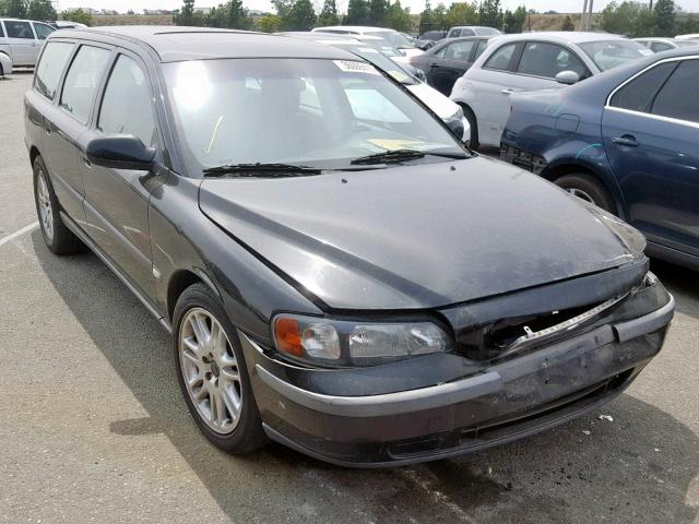 2002 Volvo V70 2 4t 2 4L 5 للبيع في Rancho Cucamonga CA - Lot: 36069419