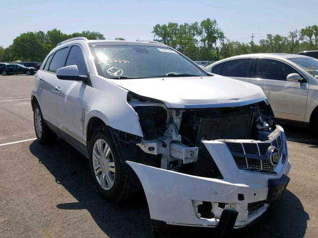 click here to view 2012 CADILLAC SRX LUXURY at IBIDSAFELY