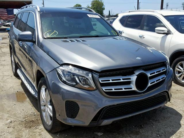 click here to view 2017 MERCEDES-BENZ GLS 450 4M at IBIDSAFELY
