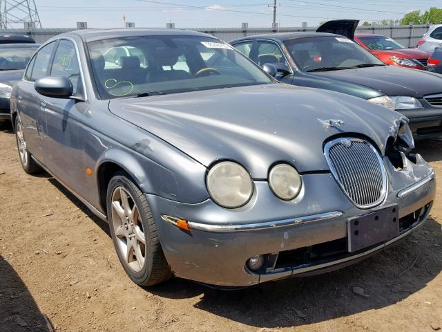 click here to view 2005 JAGUAR S-TYPE 4.2 at IBIDSAFELY