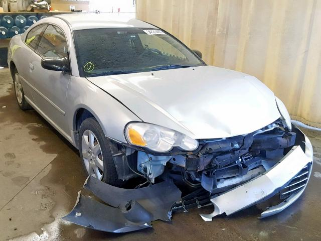 click here to view 2004 CHRYSLER SEBRING LX at IBIDSAFELY