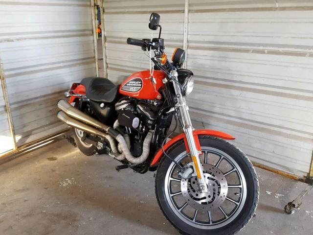 click here to view 2002 HARLEY-DAVIDSON XLH883 R at IBIDSAFELY