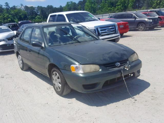 Salvage 2001 TOYOTA COROLLA - Small image. Lot 34289459