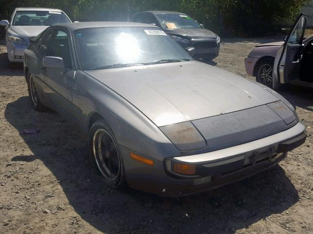click here to view 1986 PORSCHE 944 at IBIDSAFELY