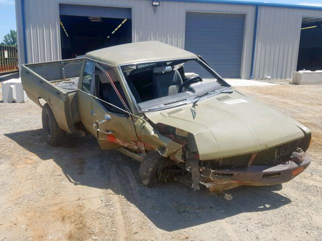 Datsun 720 King C salvage cars for sale: 1984 Datsun 720 King C