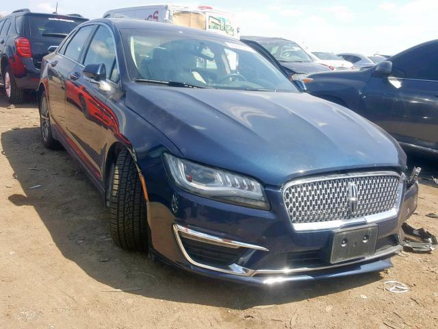 click here to view 2017 LINCOLN MKZ SELECT at IBIDSAFELY