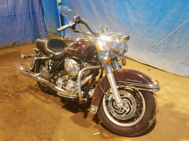 click here to view 2005 HARLEY-DAVIDSON FLHRI at IBIDSAFELY
