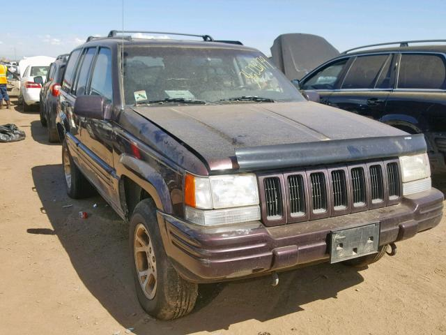 click here to view 1997 JEEP GRAND CHER at IBIDSAFELY