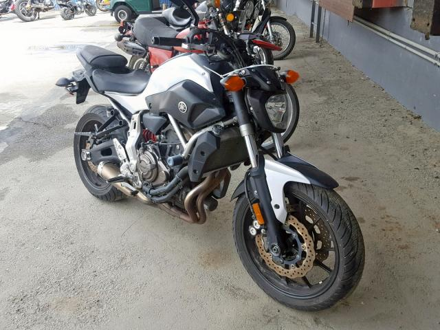 click here to view 2015 YAMAHA FZ07 C at IBIDSAFELY