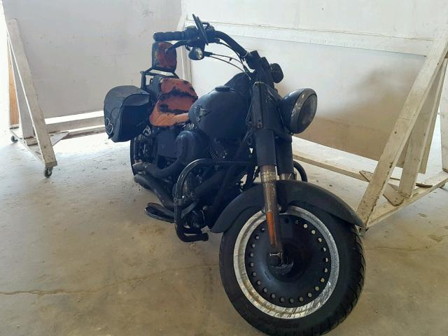 click here to view 2012 HARLEY-DAVIDSON FLSTFB FAT at IBIDSAFELY
