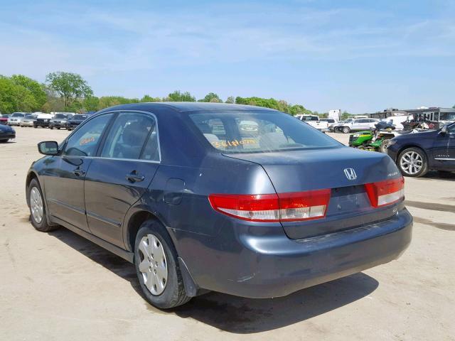 2003 Honda Accord Lx >> 2003 Honda Accord Lx 2 4l 4 For Sale In Des Moines Ia Lot 36181079