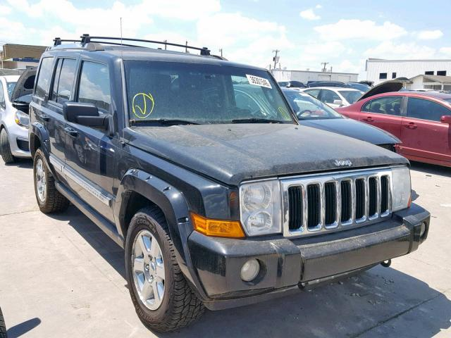 click here to view 2007 JEEP COMMANDER at IBIDSAFELY