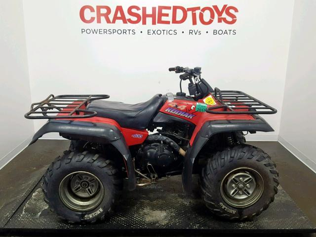 click here to view 1997 YAMAHA YFM400 FW at IBIDSAFELY
