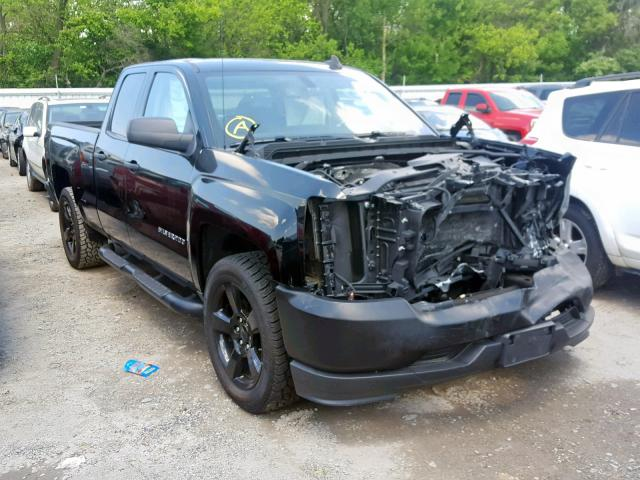 Salvage trucks for sale at York Haven, PA auction: 2016 Chevrolet Silverado