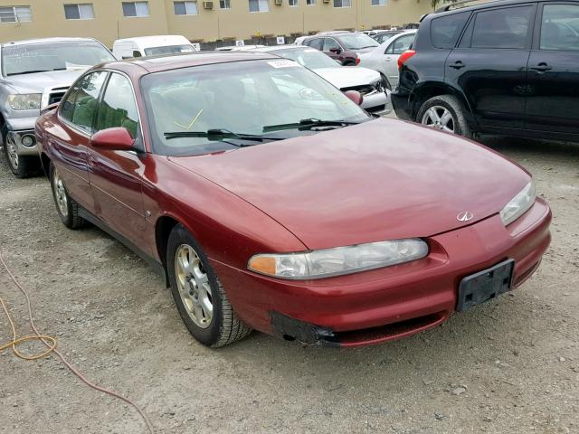 click here to view 2002 OLDSMOBILE INTRIGUE G at IBIDSAFELY