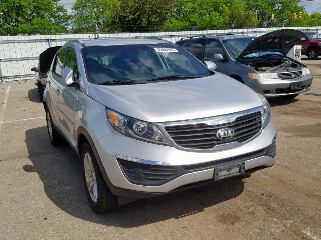 click here to view 2013 KIA SPORTAGE L at IBIDSAFELY