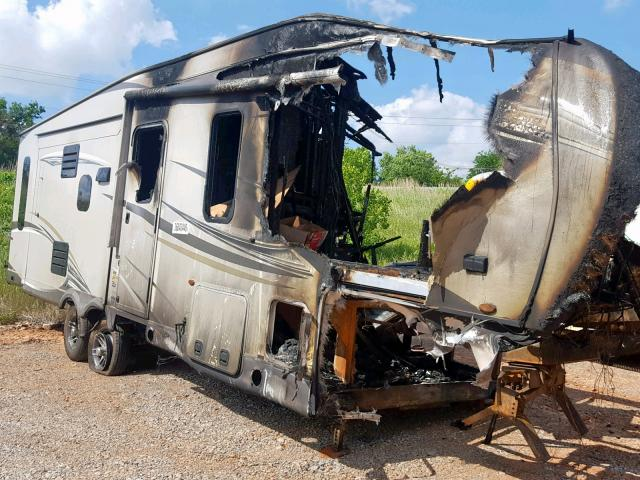 Jayco Motorhome salvage cars for sale: 2017 Jayco Motorhome