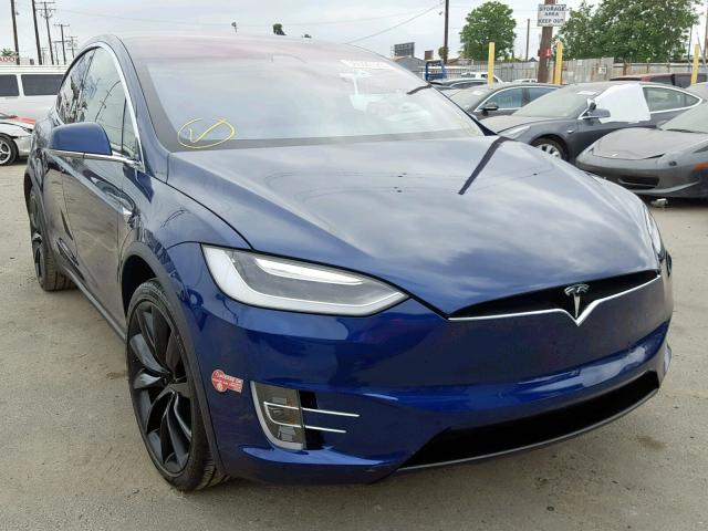 click here to view 2017 TESLA MODEL X at IBIDSAFELY