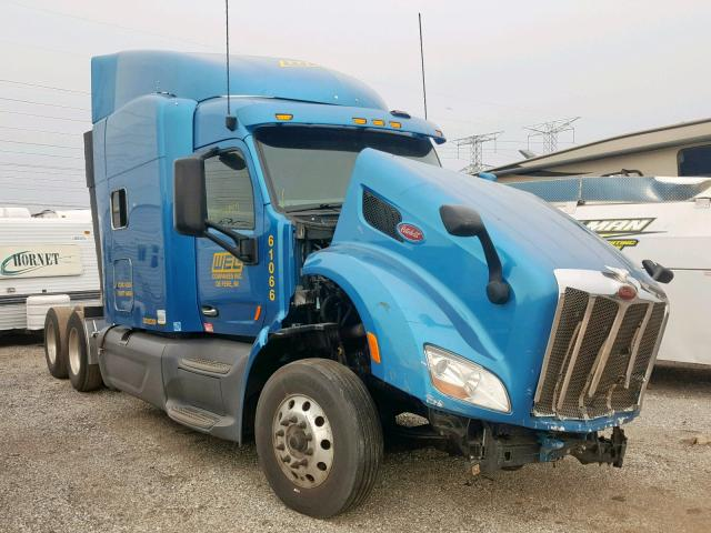 click here to view 2016 PETERBILT 579 at IBIDSAFELY