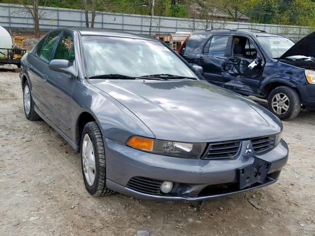 click here to view 2002 MITSUBISHI GALANT ES at IBIDSAFELY