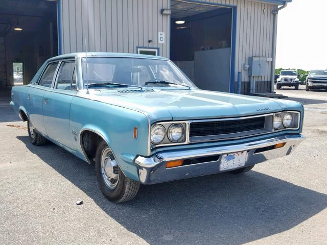 All American Motors >> Clean Title Branded A 1968 American Motors All Models For Sale In