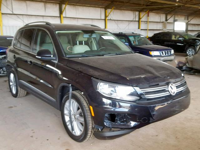 click here to view 2013 VOLKSWAGEN TIGUAN S at IBIDSAFELY