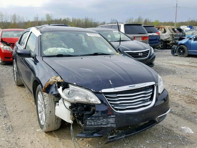 click here to view 2012 CHRYSLER 200 TOURIN at IBIDSAFELY
