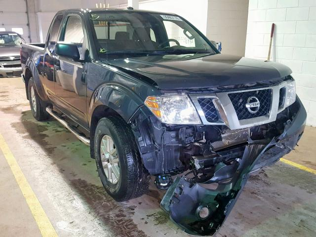Salvage 2014 Nissan FRONTIER S for sale