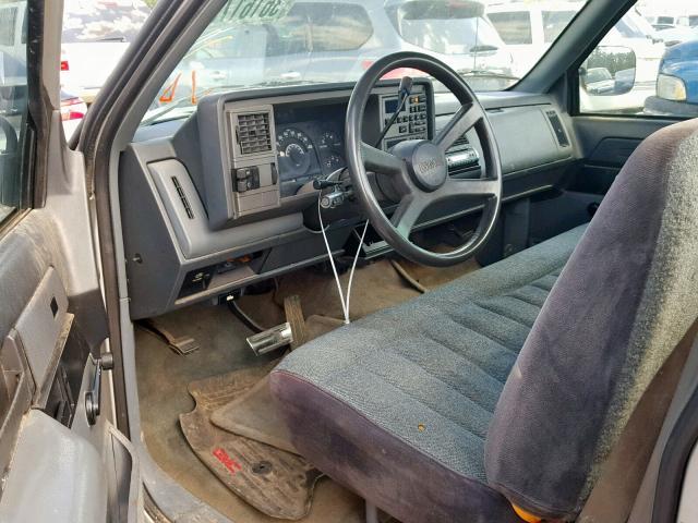 1989 GMC SIERRA C1500 Photos   TX - HOUSTON - Salvage Car